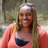 Mary Mwangi - DCP
