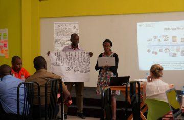 Participatory Scenario Planning