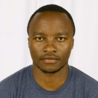 Ben Mwangi - Passport photograph